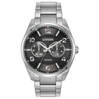 Men's Citizen Eco-Drive Dress Black Dial Watch