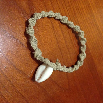 Custom Made Hemp Bracelets/Anklets