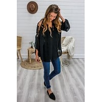 Sweet Intentions Top - Black