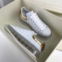 Alexander Mcqueen Oversized Sneakers With Air Cushion Sole Reference #13 - Best Online Sale