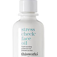 This Works - Stress Check Face Oil, 30ml