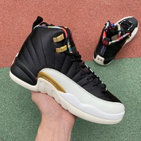 Air Jordan 12 Retro AJ 12 CNY Basketball Shoes
