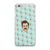 "Juan Paolo ""Give Me All Of The Bacon And Eggs"" Parks & Recreation iPhone Case"