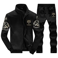 Men's Sporting Fleece Track Suit
