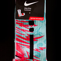 Thesockgame.com — JN Year of the Dragon - Custom Nike Elite Socks - Inspired by Jeremy Lin shoes