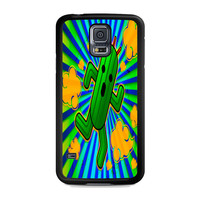 Running Cactus For Samsung Galaxy S5 Case