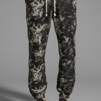 Shades of Grey by Micah Cohen Casual Sweatpant in Blackwater Tie-Dye from REVOLVEclothing.com