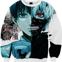Tokyo ghoul created by A PAOM Designer | Print All Over Me