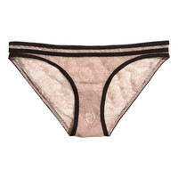 Lace Briefs - from H&M