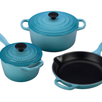 5-Piece Signature Set - Was $530 | Le Creuset