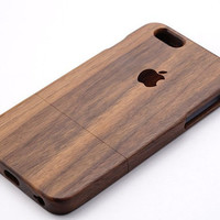 Real wood iPhone 6S case wood iPhone 6 case iphone 5s 5c wood case wooden iphone 6 6s plus case wood iphone 4 case wooden cover