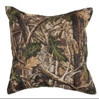 """Walmart: Set of 2 Nature's Camouflage Decorative Tapestry Throw Pillows 17"""""""