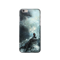 P1324 Guy Wave Violin Music Storm Case For IPHONE 6 Plus