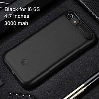 USAMS Battery Charger Cases for iPhone 6 6s 7 8 Plus 3000/4200mAh Power Bank Case
