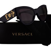 Versace VE4322 Sunglasses Violet w/Violet Gradient Lens 50648H VE 4322