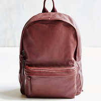 BDG Leather Backpack - Urban Outfitters