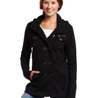 Hurley Juniors Yc Winchester Fleece Peacoat