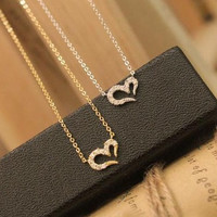 Silvery Love Necklace, Holiday Part.. on Luulla