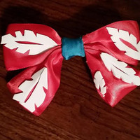 Disney's Lilo and Stitch inspired hair bow