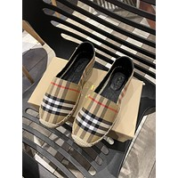 Burberry Women Casual Shoes Boots fashionable casual leather0420gh