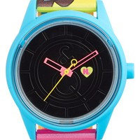 Women's Harajuku Lovers Resin Solar Watch, 40mm (Limited Edition)