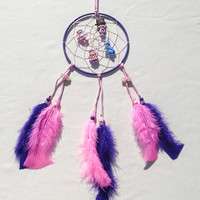 Disney Doc McStuffins dreamcatcher-pink and purple