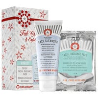 First Aid Beauty FAB Cleanse & Exfoliate Kit