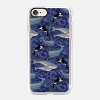 Beautiful Ocean Giants - purple iPhone 7 Case by Micklyn Le Feuvre | Casetify