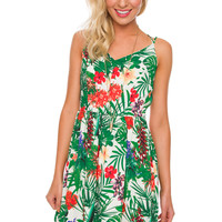 Maui Tropical Dress