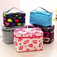 Multifunction Travel Cosmetic Bag Makeup Case Organizer Toiletry Pouch Wash Bags