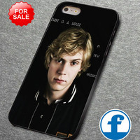 evan peters american horror story for iphone, ipod, samsung galaxy, HTC and Nexus Phone Case