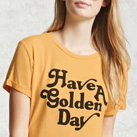 Golden Day Graphic Tee
