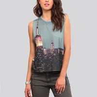 Empire State Tank - Tops - Clothes | GYPSY WARRIOR