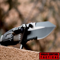 Pocket Knife with LED Light - #1 Rated for Hunting & Outdoors