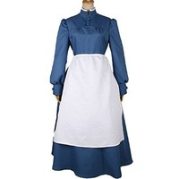 Cosplay Costumes Howl's Moving Castle Sophie Hatter Custom Made