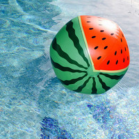Watermelon Beach Ball - Urban Outfitters