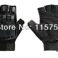 Transformers tactical gloves half finger tactical gear gloves cycling bicycle gloves