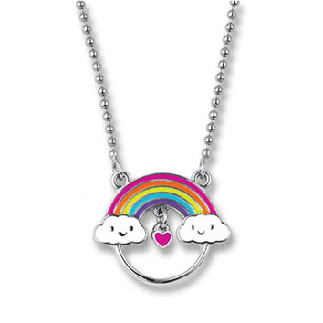 CHARM IT! Rainbow Charm Catcher Necklace