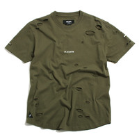 Slicer T-Shirt Army Green