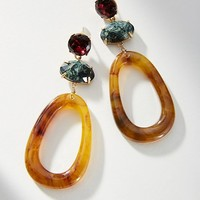 Schaffer Resin Drop Earrings