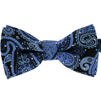 Tok Tok Designs Pre-Tied Bow Tie for Men & Teenagers (B254)