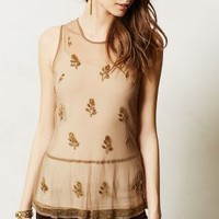 Halcyon Tank by Anthropologie Cocoa M Tops