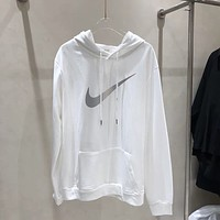 Nike new hooded big hook casual long sleeve top
