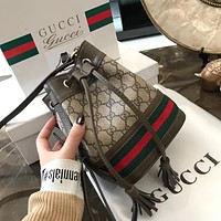 GUCCI GG Bucket bag