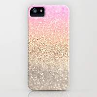 ***GATSBY PINK  *** iPhone & iPod Case by M✿nika  Strigel for iPhone 5 + 4 + 4S + 3G + 3 GS + ipod touch and Samsung Galaxy!