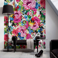 I liked this design on #Fab. Romantic Pop Wall Mural