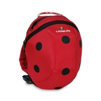 Littlelife Animal Toddler Daypack, Ladybird (Discontinued by Manufacturer)