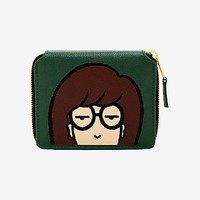 Daria Half-Zip Wallet - BoxLunch Exclusive