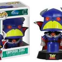 Funko POP Disney Series 3: Emporor Zurg Vinyl Figure