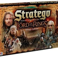 The Lord of The Rings Stratego Game